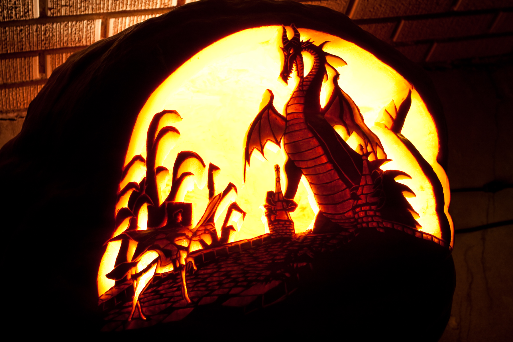 Maleficent Smith The Pumpkin Carver